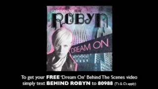 Christian Falk ft Robyn - 'Dream On' (Audio Only)