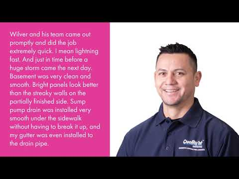 We love sharing our customers feedback about our amazing foreman and their crews!