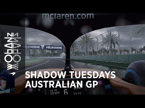 Shadow Tuesdays | Australian GP