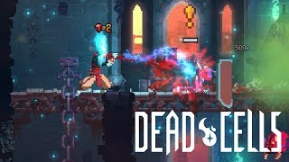 Dead Cells - Lightning Bolt only run (1 boss cell active)