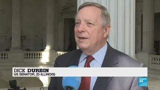 "US Senator Durbin on tax overhaul: ""A tax giveaway to the wealthiest people in America"""