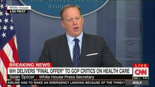 Spicer on maternity leave