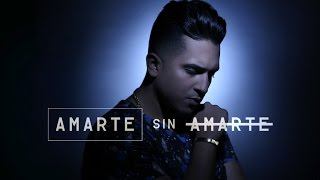 Jr - Amarte Sin Amarte (Lyric Video) Bachata 2015