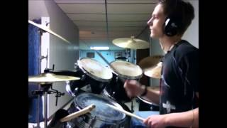 Wait For Me--Theory of a Deadman--Drum Cover