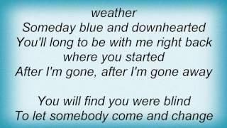 Ella Fitzgerald - After You've Gone Lyrics