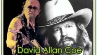 david allan coe - wreckless