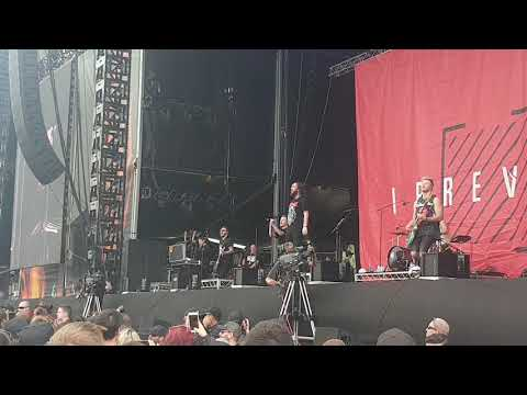 I Prevail - Breaking Down live at Download Festival Melbourne (2019)