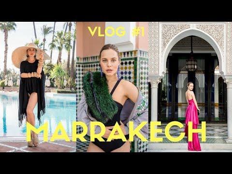 VLOG #1 MARRAKECH // Claudia Albons