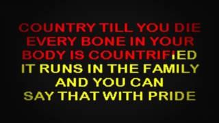 SC2136 06   Anderson, John   Country Til I Die [karaoke]