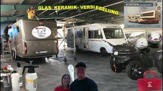 Glas Keramik Versiegelung - Emotionaler Bericht - statt reine Technik