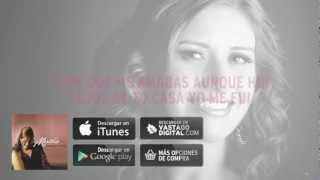 Supe Que Me Amabas - Marcela Gandara [Audio Oficial]