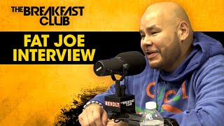 Fat Joe Talks New Music, Squashing 50 Cent & Ja Rule Beef, Bullying, Good Behavior + More