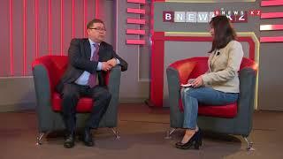 Онлайн конференция с участием Бауржана Тортаева на портале BNews kz