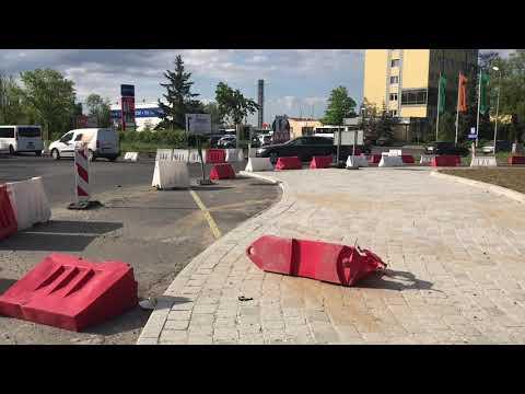 Wideo: Śmiertelny wypadek motocyklisty pod Lubinem
