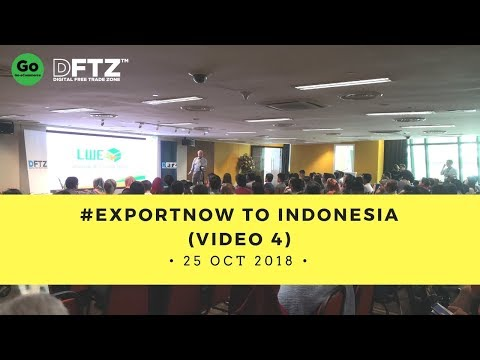 Video #4 - Presentation by LWE Logistics (Mr Ng - Part 1)