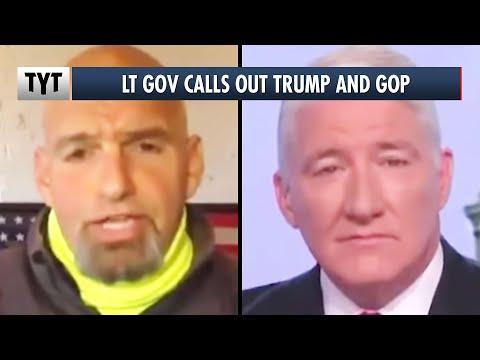 PA Lt Governor Mocks Feckless Republicans