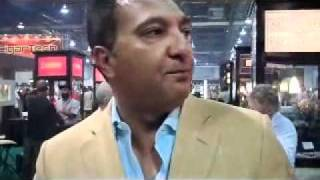Rocky Patel Cigars: A Moment With Rocky Patel IPCPR 2011