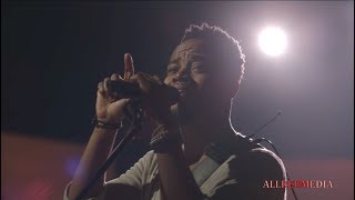"""Travis Greene """"Crossover: Live From Music City"""" The Interview"""