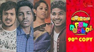 Fun Bucket | 90th Episode | Funny Videos | by Harsha Annavarapu | #TeluguComedyWebSeries