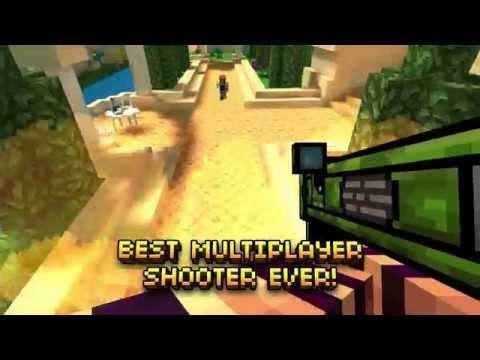 Video of Pixel Gun 3D (Pocket Edition)
