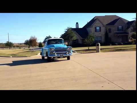Video of '59 Apache  - JTVO