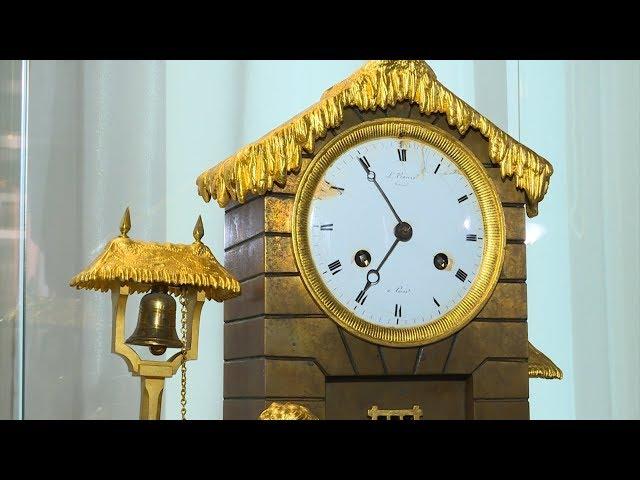 Часы в 3D