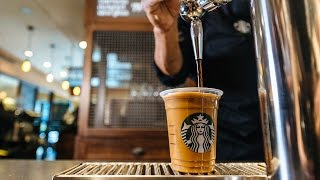 What is Starbucks Nitro Cold Brew?