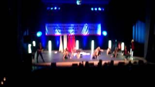 Tashle 6 Landesentscheid Jugend Tanzt 2012