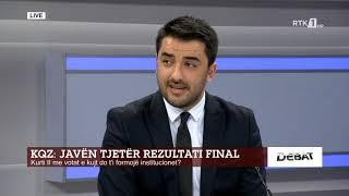 Debat - KQZ: Javën tjetër rezultati final 24.02.2021