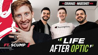 WHAT IS SCUMP'S FUTURE AFTER OPTIC GAMING? - The CouRage and Nadeshot Show #8
