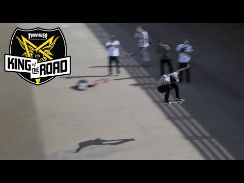 King of the Road Season 3: Zion vs The Wedge Preview