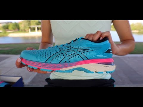 ASICS GEL-KAYANO 25 REVIEW   Best Supportive shoe?