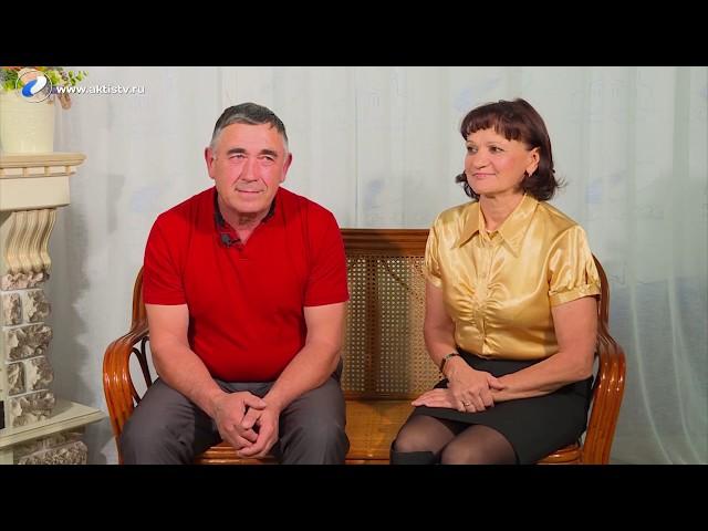 Золотая пара. Испытание психологом: семья Барановых