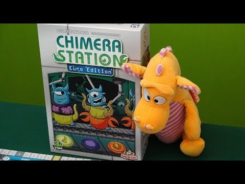 Chimera Station - Gameplay Runthrough