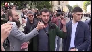Москва Восстание мусульман на Большой Никитской