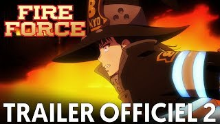 Fire force - Bande annonce