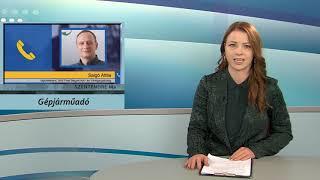 Szentendre Ma / TV Szentendre / 2021.01.06.