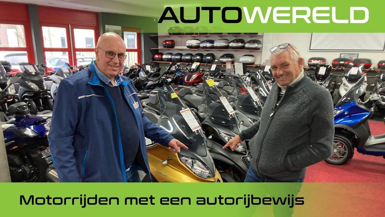 Motorrijden met een autorijbewijs (2021) review met Allard Kalff