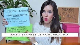 4 ERRORES DE COMUNICACIÓN QUE DESTRUIRÁN TU PAREJA +ejercicio descargable | Psicóloga Lara Ferreiro - Lara Ferreiro