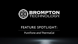 Feature Spotlight: PureTone and ThermaCal