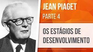 PIAGET (4) – ESTÁGIOS DE DESENVOLVIMENTO | CONSTRUTIVISMO