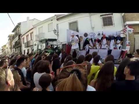 Carrozas Benalúa de las Villas 2016