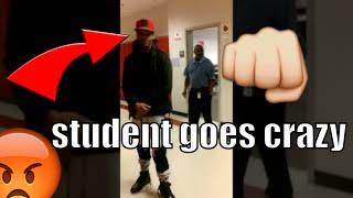 Highschool Memory! *Student Fights Teacher*