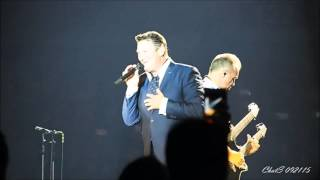 Spandau Ballet Live in Manila - Empty Spaces
