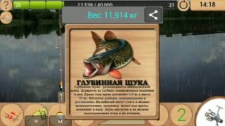 Где поймать глубинная щука в рыбалке 3