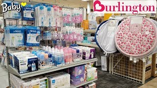 BURLINGTON BABY Clothing Cribs and More SHOP WITH ME 2019