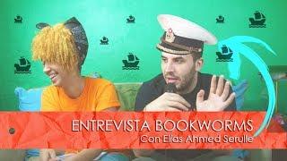 «Entrevista A BOOKWORMSRD Con ELÍAS SERULLE | #EntreLectores»