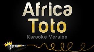 Toto   Africa (Karaoke Version)