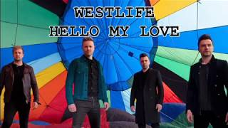 Gambar cover WESTLIFE - HELLO MY LOVE