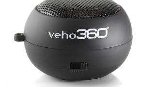 Veho 360 mini speaker review